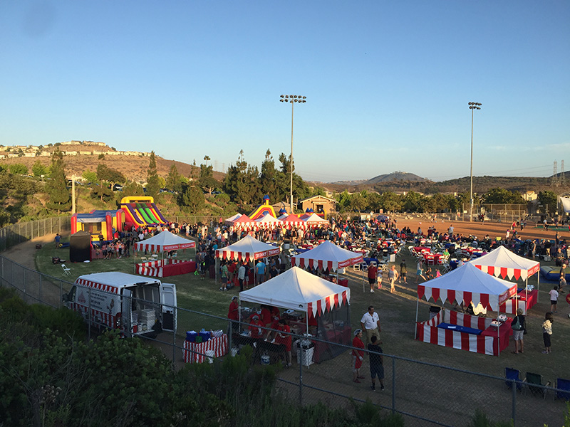 family-festival-with-pop-up-tents-in-the-san-elijo-hills-community