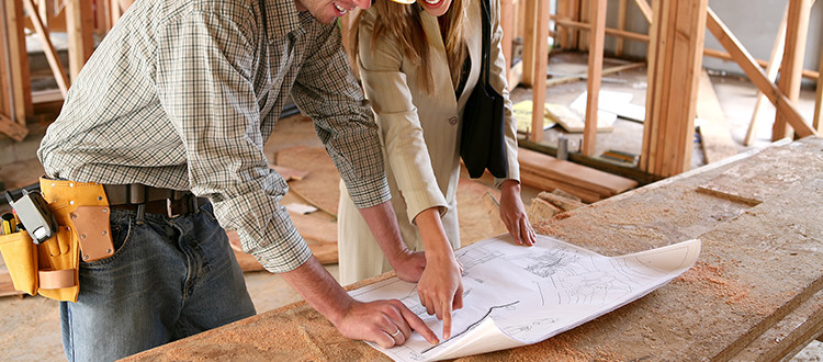 Contractor Working To Develop New Homes