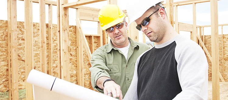 Developers Work To Plan Building Layout