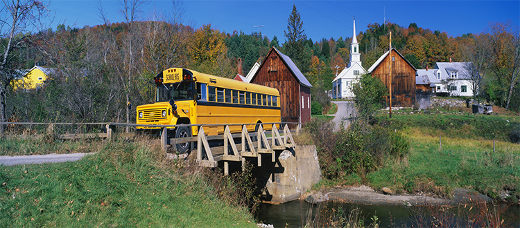 Schoolbus-around-the-community